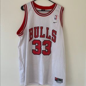 Vintage Nike Pippen Jersey